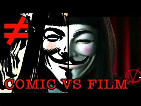 Compare Contrast V for Vendetta Essays - 671 Words Cram