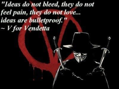 V is for vendetta essay
